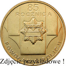 2 Zl POLEN 2004 85 Years of the Police