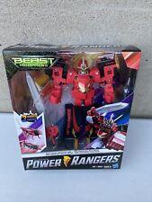 Power Rangers Racer Cheetah Beast Morphers Converting Zord Action Figure Hasbro