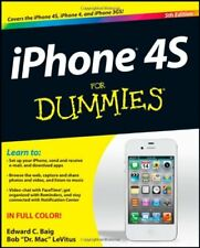 IPhone 4S For Dummies (For Dummies (Lifestyles Paperback)) By Edward C. Baig, B