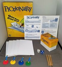 Pictionary The Game Of Quick Draw Quick Sketches and Crazy Guesses