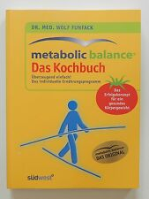 Metabolic Balance das Kochbuch Wolf Funfack gesundes Körpergewicht
