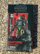 Star Wars Black Series Clone Commander Gree Action Figure