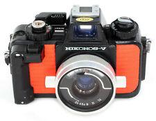 Nikonos V mit W-Nikkor 35mm 1:2,5 Japan UNDER WATER CAMERA working condition B/C
