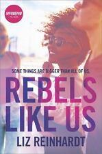Reinhardt Liz-Rebels Like Us  HBOOK NEW