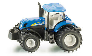 NEW FARMER SIKU 1869 New Holland 7070 Tractor 1:87 Diecast Model RETIRED