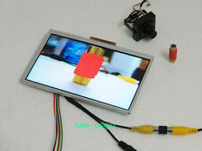 7 inch TFT LCD Panel Module screen MONITOR RC Airplane Quad FPV CCTV Tester