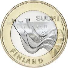 Finlandia  5€ 2013 Karelia    FDC