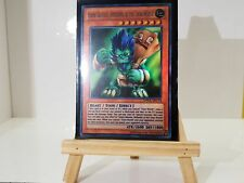 Yugioh Green Baboon, Defender of the Toon World HOLO dieux Orica/Custom Card