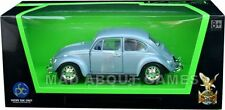 VW VOLKSWAGEN BEETLE 1:24 Scale Metal Diecast Car Model Die Cast Models