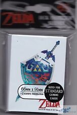 ZELDA SWORD & SHIELD ULTRA PRO DECK PROTECTOR CARD SLEEVES FOR MTG POKEMON CARDS