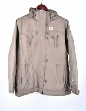 f5cceb6589a Helly Hansen Hooded Helly-Tech Brown Women Jacket Coat Size L