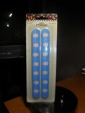 Mary Engelbreit 2 NAIL FILE Seven Adirondack Chairs on Light Blue Background