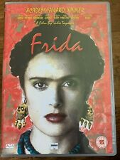 Frida DVD 2002 Artist Kahlo Biopic Drama Movie with Salma Hayek