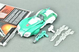 Transformers TFCC Lifeline Complete TFSS