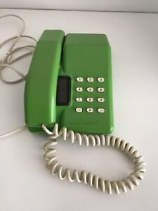 Vintage GPO / BT Viscount Telephone With Wall Bracket