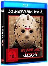 HIS NAME WAS JASON (Blu-ray) NEU/OVP