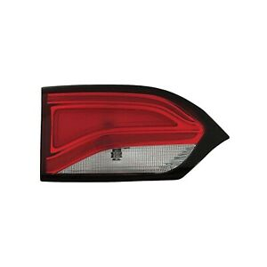 CH2802116C New Replacement Driver Inner Tail Light Assembly Fits 17-20 Pacifica