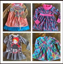 Girls Tuktuk Kids And Hannah Banana Dress Lot Size 2 #E10