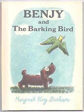 Vintage Children's Book BENJY AND THE BARKING BIRD Margaret Bloy Graham