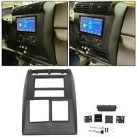 Double Din Car Stereo Radio Dash Trim Wire Kit Combo for 2000-2001 Lexus ES300