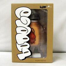 $40 KaNO Kid Bodega Artist Series Figure (orange) graffiti can vinyl toys
