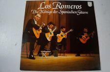 Los Romeros die Könige der spanischen Gitarre (LP21)