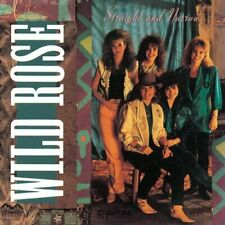 Wild Rose - Straight And Narrow Country Rock CD