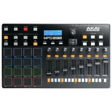 More details for akai mpd232 usb/midi pad controller inc. ableton live lite