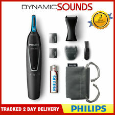 Philips NT5171/15 Nose/Nasal, Ear & Eyebrow Trimmer with Facial Styler