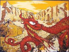SUNN O))) - Boris Art Pression de ARIK ROPER-Poster
