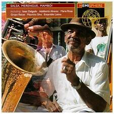 Salsa, Merengue, Mambo! by Various  RARE!  BRaND NEW Sealed Hemisphere Artists