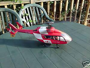 Eurocopter EC145 fuselage 450 Align Trex etc