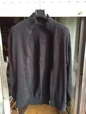 JACK & JONES  Jersey Algodon  Talla XL Negro