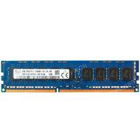 For Hynix 8GB 2Rx8 PC3-14900E DDR3-1866 MHz 240pin 1.5v ECC Unbuffered UDIMM RAM