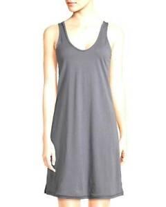 $125 Skin XL   stretch 100% cotton nightgown night dress XL, sz 4 UK