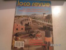 **j Loco Revue n°506 CC 72000 Gérard TAB en HO / Neuville Cerdon