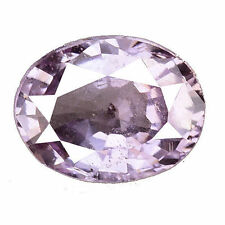 1.011CT AMAZING LUSTER PALE VIOLET UNHEATED UNTREATED CERTIFIED NATURAL SAPPHIRE