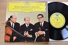 """Brahms schneiderhan forte Fricsay double concert rare 10"""" pouces DGG LPE 17237"""