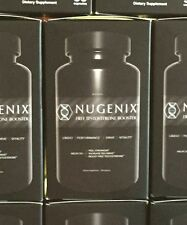 NUGENIX FREE TESTOSTERONE BOOSTER 90ct Unopened bottle. EXP 05/20 free shipping!