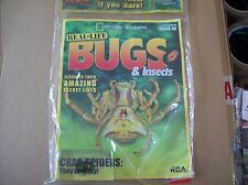 National Geographic Real-life Bugs & Insects magazine Issue 40