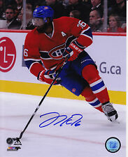 PK Subban Montreal Canadiens Signed 8x10 Photo Picture NHL Hockey Home Jersey