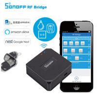 Sonoff RF Bridge 433MHz Wireless Wifi Timer Switch APP Smart System Controller