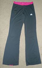 Womens Small S 8 10 Adidas Stretch Running Athletic Yoga Casual Lounge Pants