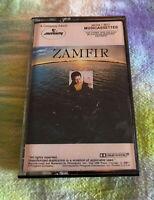 Cassette Tape ZAMFIR Romanian nai Musician 1980