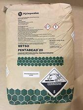 Sodium Metasilicate Pentahydrate 99% PURE MIN. 50lb bag