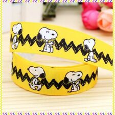 Snoopy Cinta 7/8 pulgadas de ancho 1m es sólo £ 0.99 Nuevo vendedor de Reino Unido