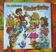CD -- Die schönsten Kinderlieder - NEUWERTIG, nicht genutzt
