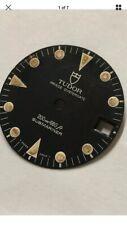 vintage Tudor Submariner Watch Dial