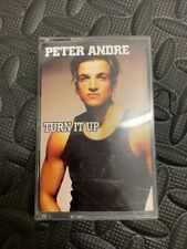 Peter Andre - Turn It Up Cassette Single
