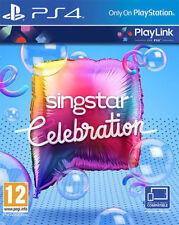 Jeu PS4 SINGSTAR CELEBRATION